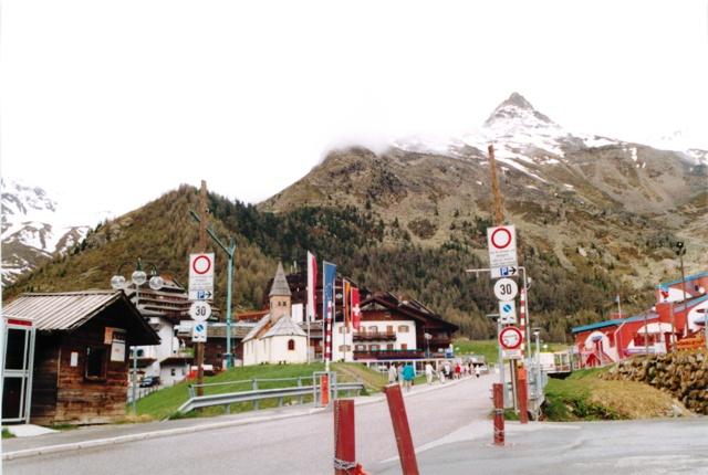 Im Hinterem Eis 3.270m Hinterm Schönen AussichtHütte - Berge-Hochtouren.de