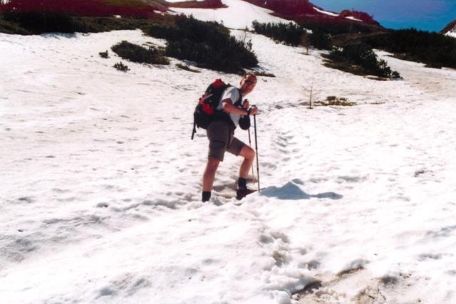 Peilspitze 2.392m, Blaser und Blaserhütte in den Stubaier Alpen - Berge-Hochtouren.de
