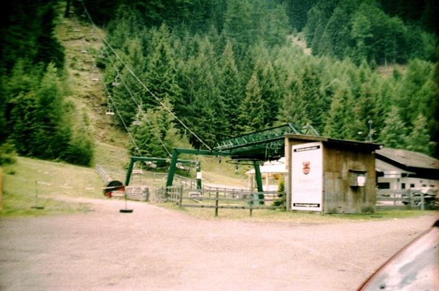 Tarscher See 1.828 m ab Tarscher Alm Bergstation - Berge-Hochtouren.de