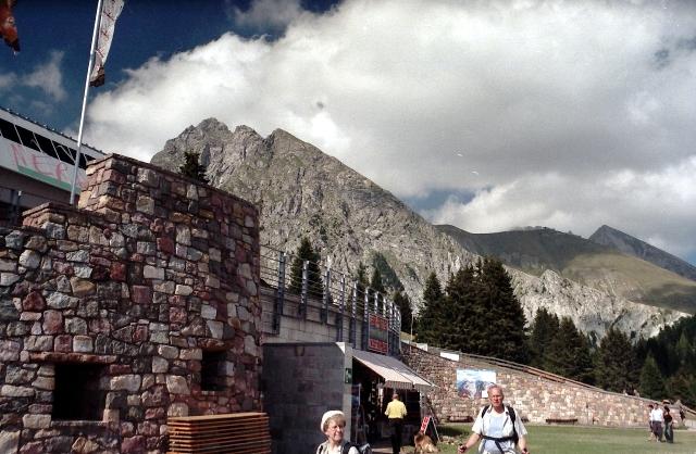 Ifinger 2.581m in den Sarntaler Alpen - Berge-Hochtouren.de