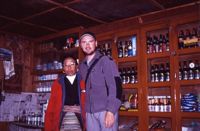 Mera Peak 6.471m Nepal - Berge-Hochtouren.de