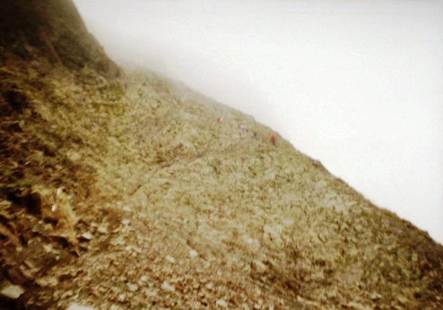 Sarntaler (Penser) Weisshorn 2.705m in den Sarntaler Alpen - Berge-Hochtouren.de