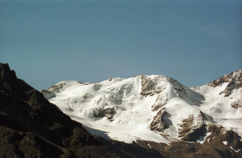 Vertainspitze (Cima Vertana) 3.545 m - Berge-Hochtouren.de
