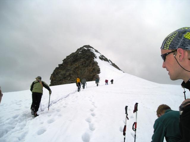 Zuckerhütl 3.507m - Berge-Hochtouren.de