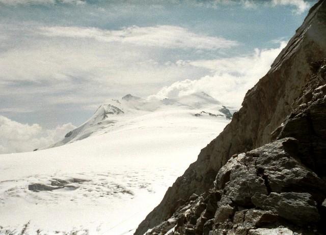 Eisseepass 3.139 m Suldenferner - Berge-Hochtouren.de