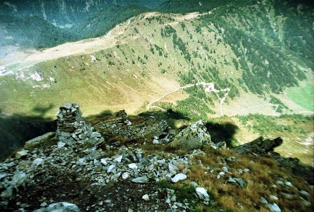 Jaufenspitze 2.481m - Berge-Hochtouren.de