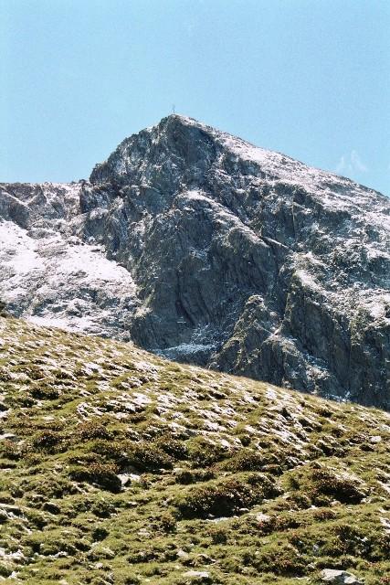 Hirzer 2.781m-Hönigspitze 2.698 m - Berge-Hochtouren.de