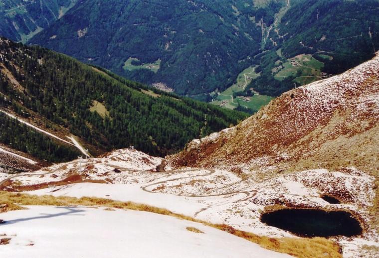 Hochnöckl 2.520m - Berge-Hochtouren.de