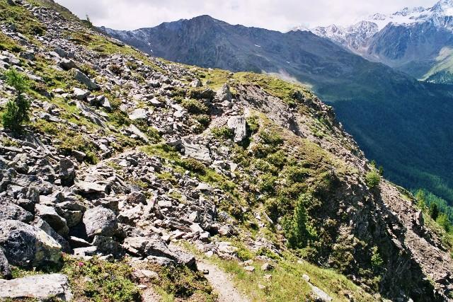 Nockspitze 2.719 m - Berge-Hochtouren.de