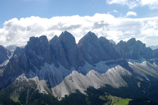 Tullen 2.652 m in den Aferner Geiseln - Berge-Hochtouren.de