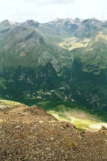 vordere Rotspitze 3.033 m - Berge-Hochtouren.de