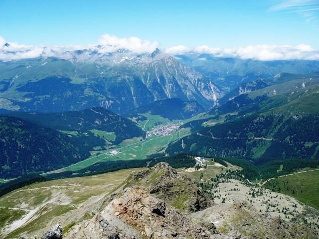 Bergkastelspitze 2.912 m - Berge-Hochtouren.de