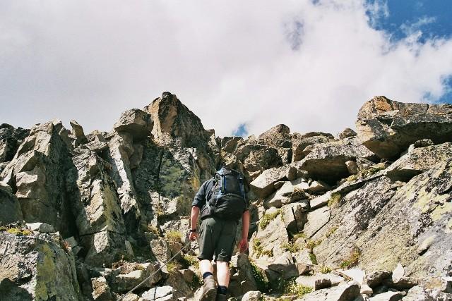 Hinteres Schöneck 3.128 m - Berge-Hochtouren.de