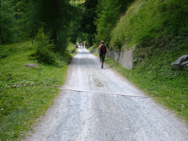 Piz Lad 2.808 m - Berge-Hochtouren.de
