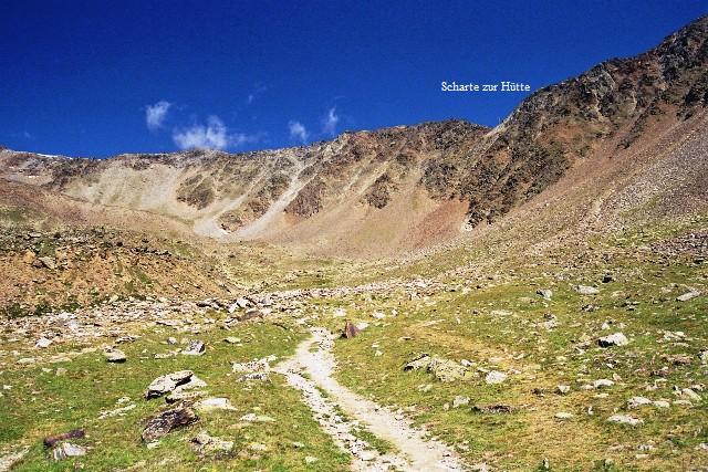 Similaun 3.606 m - Berge-Hochtouren.de