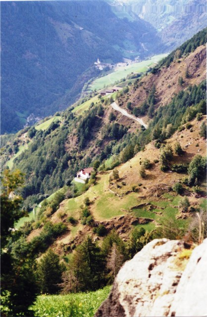 Kirchbachkreuz / Kirchbachspitze - Berge-Hochtouren.de
