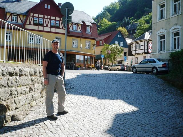 Großer Winterberg Elbsandsteingebirge - Berge-Hochtouren.de