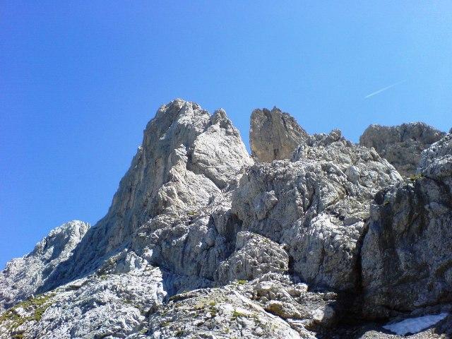 westliche Karwendelspitze - Berge-Hochtouren.de
