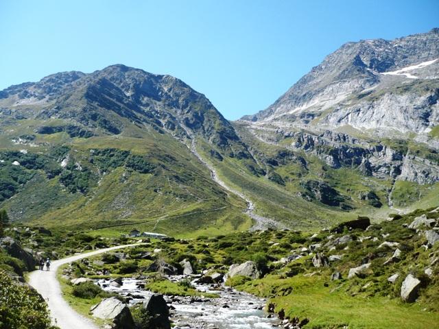 Pfelderer Höhenweg - Berge-Hochtouren.de