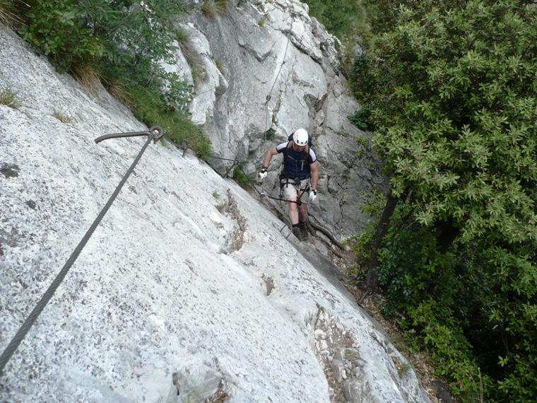 Klettersteig Colodri : Colodri klettersteig youtube